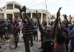 ออกซ์แฟมวอนยกหนี้ให้เฮติในการประชุมที่แคนาดา