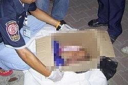 สยอง! พบศพทารกถูกยัดขวดน้ำ ทิ้งในกล่อง