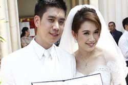 ภาพงานแต่งงาน นิหน่า-แบงค์ หวานที่สุด!!!