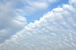 แตกตื่น! เมฆริ้วบอกรางร้ายภัยพิบัติ