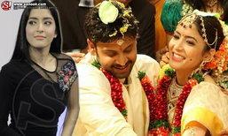 """""""พิ้งกี้"""" เปิดใจถึงพระเอกอินเดีย ยอมรับฝ่ายชายเคยแต่งงานแล้ว"""