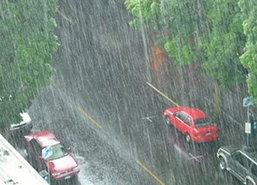 อุตุพยากรณ์อากาศช่วงเย็นกทม.ฝนร้อยละ60