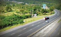 กรมทางหลวง แนะเลี่ยงเส้นน้ำท่วม อุทัยธานี-ปราจีนบุรี