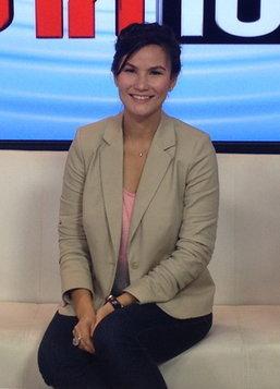 แอนเดรีย กลับไทยแลนด์อัพเดทชีวิตทนายความ