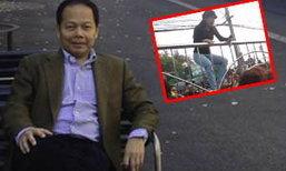 นพดล ปัทมะ โพสต์ชื่นชมภาพหญิงสาวปีนเข้าหน่วยเลือกตั้ง