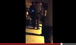 ตำรวจสำโรงเหนือ ด่ากราด ตบหน้าประชาชน!!