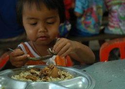 กรมอนามัยรณรงค์เด็กไทยอิ่มอย่างมีคุณภาพ