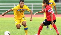 ยู22ไทย คืนฟอร์มถล่มเขมรเละ 4-0+คลิป
