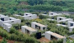 สวยงาม! โรงแรมสร้างจากตู้คอนเทนเนอร์