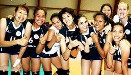 """ประเดิมสวย! ทีมวอลเลย์ฯสาวไทยช่วย""""อิกติซาดซิ บากู""""ตบคว่ำ""""อาเซอเรล""""3-1เซต"""