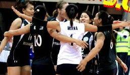 """7วอลเลย์ฯสาวไทยพา""""อิกติซาดซิ""""ตบดัตช์ดับคาถิ่นฉลุย8ทีมศึกซีอีวีคัพ"""