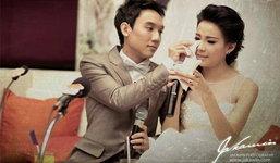 ภาพ Unseen งานแต่งปลื้ม ทับทิม