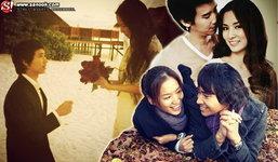 แอบส่อง!! ต่าย ทิม โชว์หวาน ก่อนฉลองแต่งงาน