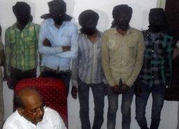 อินเดียจับ5ผู้ต้องหาข่มขืนนักท่องเที่ยวสวิส