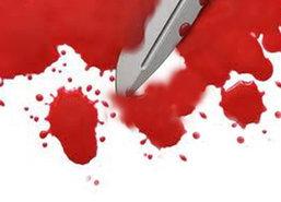 ผัวหึงโหดคว้ามีดปาดคอเมียก่อนฆ่าตัวตาย