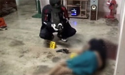 สองพี่น้องทะเลาะแย่งปืน พลาดท่าลั่นใส่พี่ชายดับคาที่