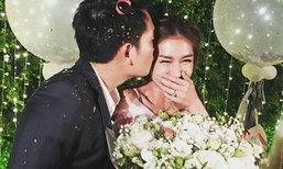 เซอร์ไพร์ส! เนย โชติกา แฟนขอแต่งงาน กลางปาร์ตี้วันเกิด