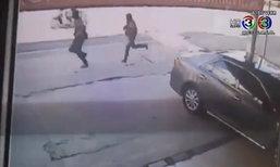 พลเมืองดีในคราบโจร ฉวยหยิบทอง 3 เส้น เหตุปล้นยิงเสี่ยเจ้าของดับ