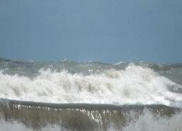 ปภ.ช่วยปชช.ได้ผลกระทบลมทะเลคลื่นสูงอ่าวไทย