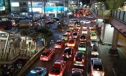 กรุงเทพฯ ติดอันดับ 2 เมืองที่มีการจราจรคับคั่งที่สุดในโลก