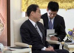 สมคิดคุยกต.ญี่ปุ่นเร่งโครงการรถไฟความเร็วสูง