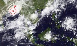 """ไทยมีฝนเพิ่มขึ้น ลุ้นเข้าฤดูฝน พายุ """"โรอานู"""" ไม่ส่งผลโดยตรง"""