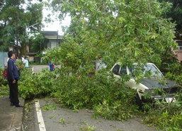 อุตุฯประกาศเตือนพายุฤดูร้อนฉบับที่9