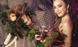 เมย์ พิชญ์นาฎ บอกตลกชีวิต ได้ช่อดอกไม้งานแต่ง