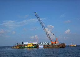 มทภ.4-พังงาวางยุทธ์โธปกรณ์สร้างอุทยานฯใต้ทะเล