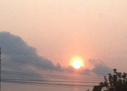 อุตุฯเผยไทยตอนบนร้อนจัดเหนือ,อีสาน, กลาง,ตอ.ใต้มีฝน