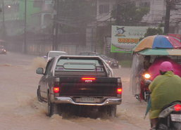 อุตุฯเตือนพายุฤดูร้อนไทยตอนบน27-29เม.ย.ฝนลมแรง