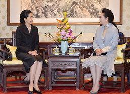 ภริยานายกฯ ดูงานการศึกษาของจีน
