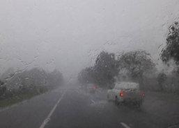 ไทยตอนบนฝนลดภาคตอ.ใต้ยังตกหนักบางแห่งกทม.60%