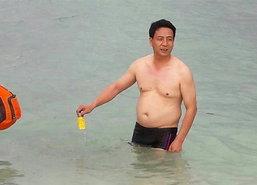 พังงาพบนนท.จีนลอบให้อาหารปลาหลังสั่งห้าม