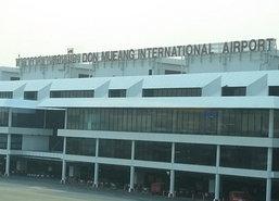 ไฟไหม้ป้อมจราจรสนามบินดอนเมืองไร้เจ็บ