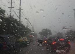 อุตุฯเผยไทยตอนบนยังมีฝนต่อเนื่องอีสานตกหนักกทม.70%