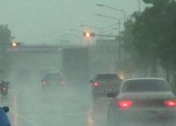 ไทยตอนบนฝนหนักบางแห่งกทม.ฝน70%