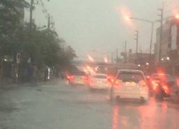 ไทยมีฝนลดลง-เหนืออีสานตอ.หนักบางแห่งกทม60%