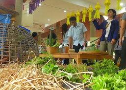 พิพิธภัณฑ์เกษตรจัดงานภูมิปัญญาไทยเกษตร