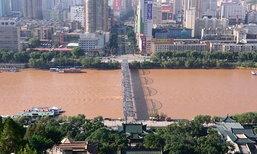 ชาวจีน 5 คนจมน้ำเสียชีวิต หลังพยายามช่วยหญิงสาวโดดน้ำฆ่าตัวตาย