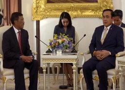 นายกฯคุยทูตอินโดนีเซียแจงสถานการณ์ปท.ไทย