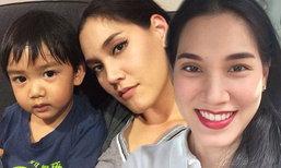 อัพเดทชีวิต ลูกจัน จันทร์จิรา สวยเป๊ะเหมือนเดิม ลูกชาย 2 ขวบแล้ว