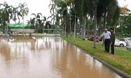 """นิสิตพาณิชยนาวีฯ เผยรุ่นพี่บอกให้ """"บอส"""" ให้ว่ายน้ำข้ามฝั่ง"""