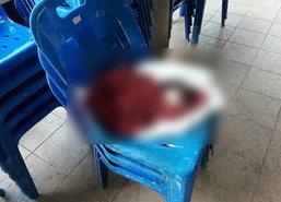 พบศพทารกเพศหญิงถูกทิ้งในวัดคาดตายแล้ว4ชม.