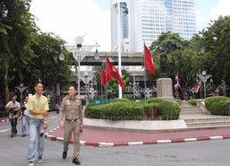 ผบ.ตร.ย้ำตั้งเสาธงชาติใหม่สูง36ม.ไม่เกี่ยวฮวงจุ้ย