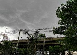 ฝนยังอยู่กทม.ฝั่งเหนือดอนเมืองฝนหนัก47.5มม.