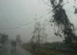 ไทยตอนบนฝนตกหนักบางแห่ง-กทม.ตก70%