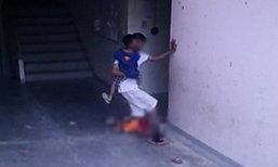 หนุ่มไปรษณีย์มอบตัวตำรวจ รับทำร้ายเด็ก 7 ขวบจริง