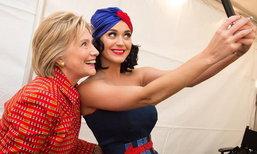 คนดังระดับเอลิสต์ ออกโรงสนับสนุน Hillary Clinton กันเนืองแน่น