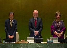 UNสดุดีพระเกียรติร.9กษัตริย์ยิ่งใหญ่ทรงงานเพื่อคนไทย